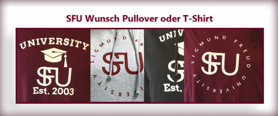 SFU-MERCHANDISE | Pullover und T-Shirts