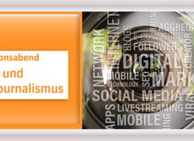 MDJ Informationsveranstaltung | Studium Medien und Digitaljournalismus