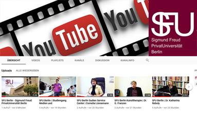 SFU Berlin | YouTube Kanal