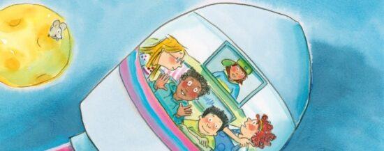 Vorstellung Kinderbuch: 3-2-1-los! Zusammen sind wir stark!