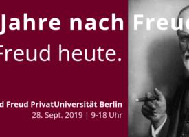 SFU Berlin News: 2019   80 Jahre nach Freud