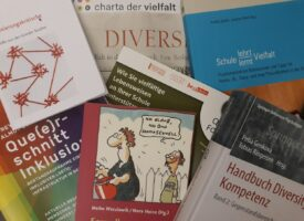 Neues Buch über sexuelle und geschlechtliche Vielfalt unter SFU Beteiligung
