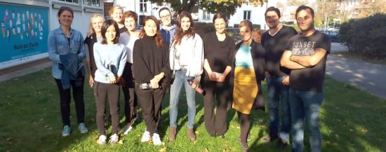 Ein weites Feld – Eröffnungswoche Master Kulturelle Beziehungen und Migration