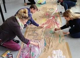 Online-Informationsabend zur Kunsttherapieausbildung
