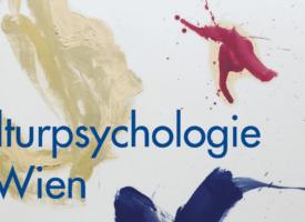 PSY   Buch-Neuerscheinung: Kulturpsychologie in Wien