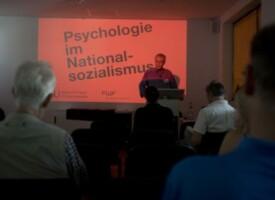 """Filmpremiere """"Love, Work, and Knowledge"""" und Konferenz """"Psychologie im Nationalsozialismus"""""""