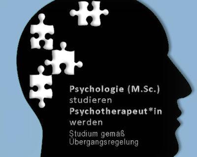 MSc Studium der Psychologie gem. der Übergangsregelung