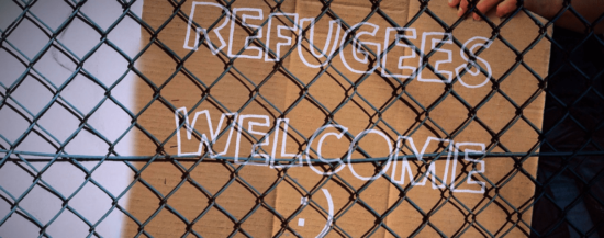 Working with refugees in Italy