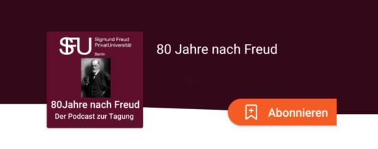 Podcast: Freud heute. | Episode 3 mit Rektor Univ.-Prof. Dr. Dr. h.c. mult. Alfred Pritz