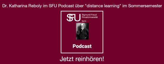 Auch in Zeiten von #socialdistancing bleibt die SFU Berlin in Kontakt