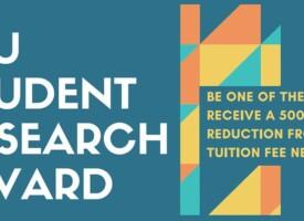 SFU Student Research Award 2019