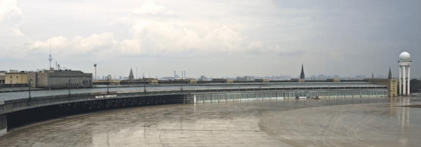 SFU Berlin at Tempelhof Airport