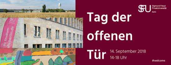 Tag der offenen Tür an der SFU Berlin
