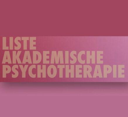 PTW Berlin | Kammerwahl 2021-Liste AKADEMISCHE PSYCHOTHERAPIE